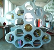 bouroullec brothers cloud bookcase
