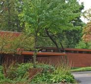 Affleck House in Bloomfield Hills, MI