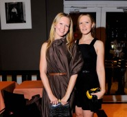 Dawn and Samantha Goldworm at the Webster Miami during Art Basel Miami Beach