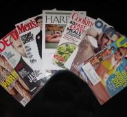 Johnny Boy Magazines