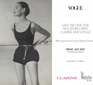 Vogue / Clarins Swim Week Party
