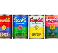 campbells celebrates andy warhol with 50th anniversary cans