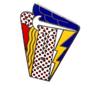 Roy Lichtenstein Modern Head