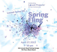 Locust project spring fling invite