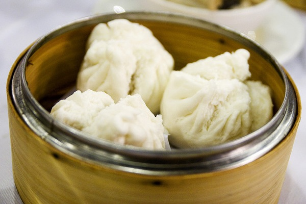 Cha Siu Bao - BBQ Pork Stuffed Buns