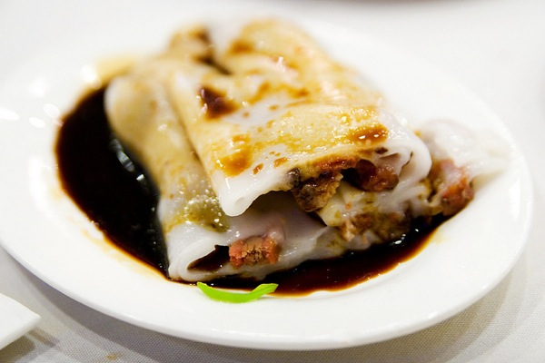 Cheong Fan - Rolled Rice Noodles