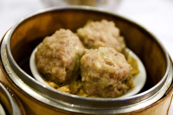 Ngao Yuk Kau - Meatballs