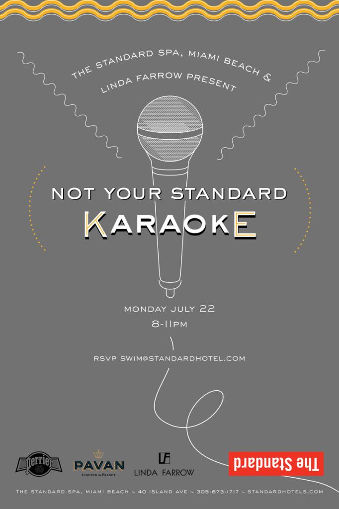 Not Your Standard Karaoke