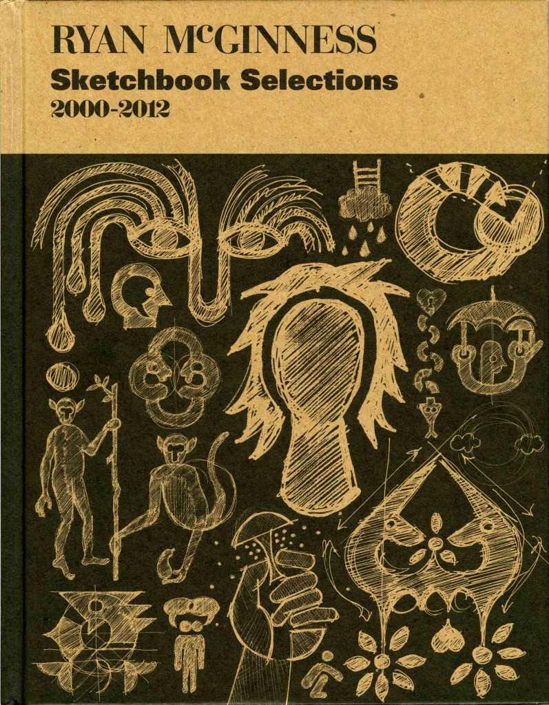 Sketchbook Selections Cover