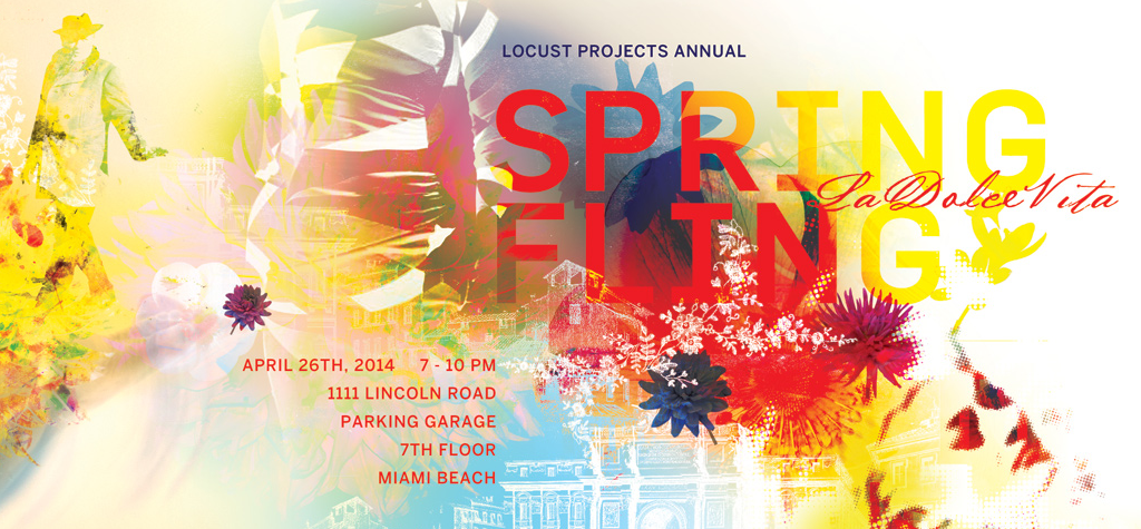 Locust Projects Spring Fling